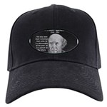Herbert Spencer Black Cap