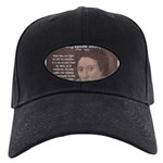 Writer Percy Bysshe Shelley Black Cap