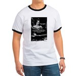 Mary Shelley Frankenstein Ringer T