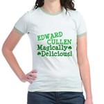 Edward Magically Delicious Jr. Ringer T-Shirt