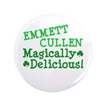 "Emmett Magically Delicious 3.5"" Button (100 pack)"