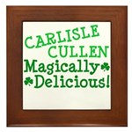 Carlisle Magically Delicious Framed Tile