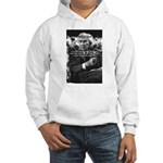Bertrand Russell Philosophy Hooded Sweatshirt