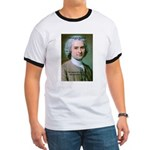 French Philosopher Rousseau Ringer T