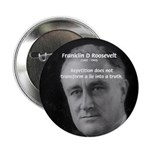 "Franklin D. Roosevelt 2.25"" Button (10 pack)"