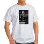 Wolfgang Pauli: Principles in Physics Ash Grey T-S