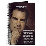 Inspiration President Nixon Journal