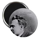 "Vanity God and Nietzsche 2.25"" Magnet (10 pack)"