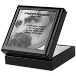 Group Insanity: Nietzsche Keepsake Box
