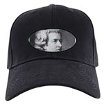 Music, Genius and Mozart Black Cap