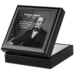Irish Poet: Thomas Moore Keepsake Box