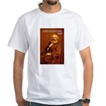 Power of Change Karl Marx White T-Shirt