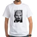 Capitalism and Lenin White T-Shirt