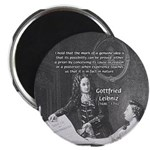 "Leibniz Origins of Calculus 2.25"" Magnet (10 pack)"
