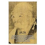 Law of Nature: Lao Tzu Large Poster
