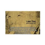 Law of Nature: Lao Tzu Rectangle Magnet (10 pack)