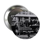 Education John F. Kennedy Button