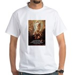 Jesus Kingdom of Heaven White T-Shirt