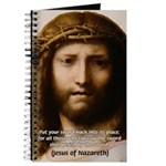Jesus Peace and Love Journal
