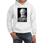 William James Life and Change Hooded Sweatshirt