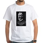 Pragmatic William James White T-Shirt