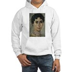Wisdom of Greece: Hypatia Hooded Sweatshirt