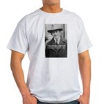 Heisenberg Natural Science Ash Grey T-Shirt