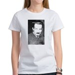 Man / Language: Heidegger Women's T-Shirt