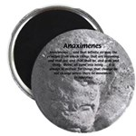 "Anaximenes Air Philosophy 2.25"" Magnet (10 pack)"