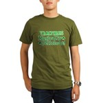 Vampires Magically Delicious Organic Men's T-Shirt