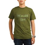 Wasabi Girl Organic Men's T-Shirt (dark)