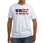 VRWC Red White & Blue Fitted T-Shirt