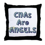 CNAs Are Angels Throw Pillow
