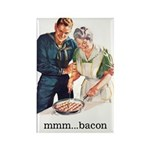 Bacon Fridge Magnet