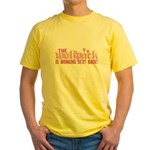 WP is bringing sexy back! Yellow T-Shirt