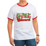Christmas Edward Ringer T