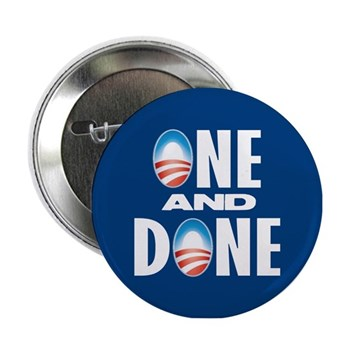 Obama One and done