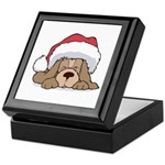 Peace Joy Love Holiday Keepsake Box