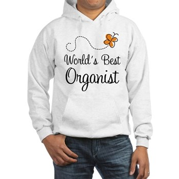 organist hoodies