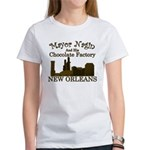 Mayor Nagin Chocolate Factory Women's T-Shirt