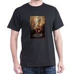 Jesus Christ: Kingdom of Heav Black T-Shirt