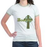 Celtic Cross Boston t-shirt