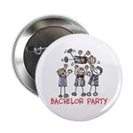"Bachelor Party 2.25"" Button (10 pack)"