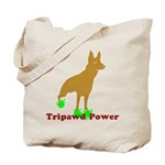 Tripawd Power Three Legged German Shepherd T-Shirts