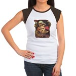 """Gift of Love"" Women's Cap Sleeve T-Shirt"