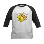 S'morelette Kids Baseball Jersey