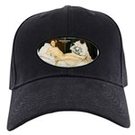 Impressionist Art Manet Black Cap