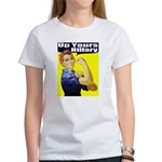 Anti-Hillary Rosie Women's T-Shirt