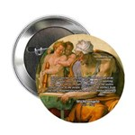 Michelangelo Art Philosophy Button