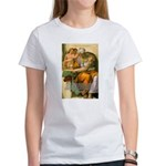 Michelangelo Art Philosophy Women's T-Shirt